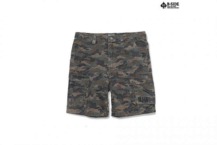 B-Side 16 SS Military Shorts (7)