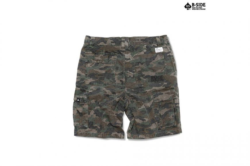 B-Side 16 SS Military Shorts (8)