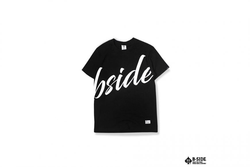 B-Side 16 SS Typography Tee (2)