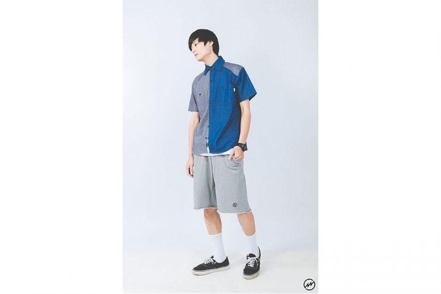 Mania 16 SS 2 Tone Shirt (1)
