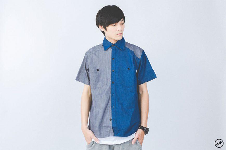 Mania 16 SS 2 Tone Shirt (2)