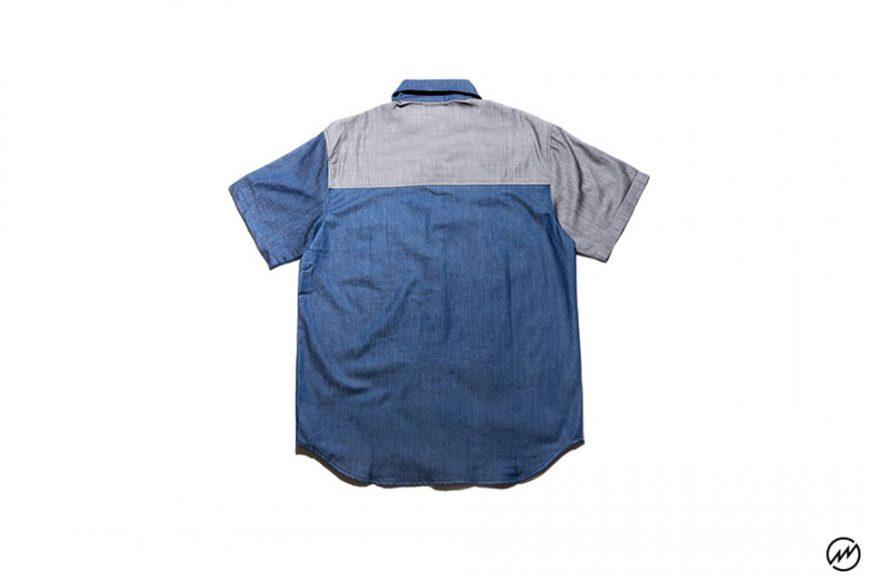 Mania 16 SS 2 Tone Shirt (4)