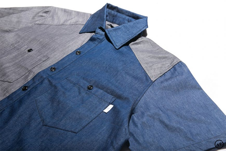 Mania 16 SS 2 Tone Shirt (5)