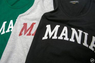 Mania 16 SS Athletic Script Tank Top (4)