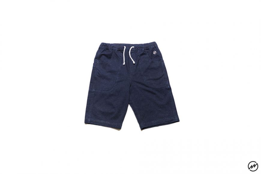 Mania 16 SS Denim Sweatshorts (2)