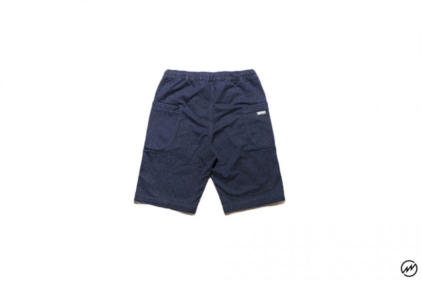 Mania 16 SS Denim Sweatshorts (3)