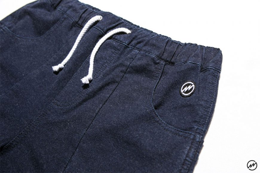Mania 16 SS Denim Sweatshorts (4)