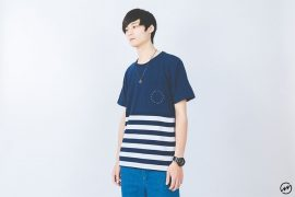 Mania 16 SS Stripe Pocket Tee (2)