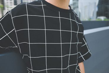 NextMobRiot 16 SS Grid Clothing Top (3)