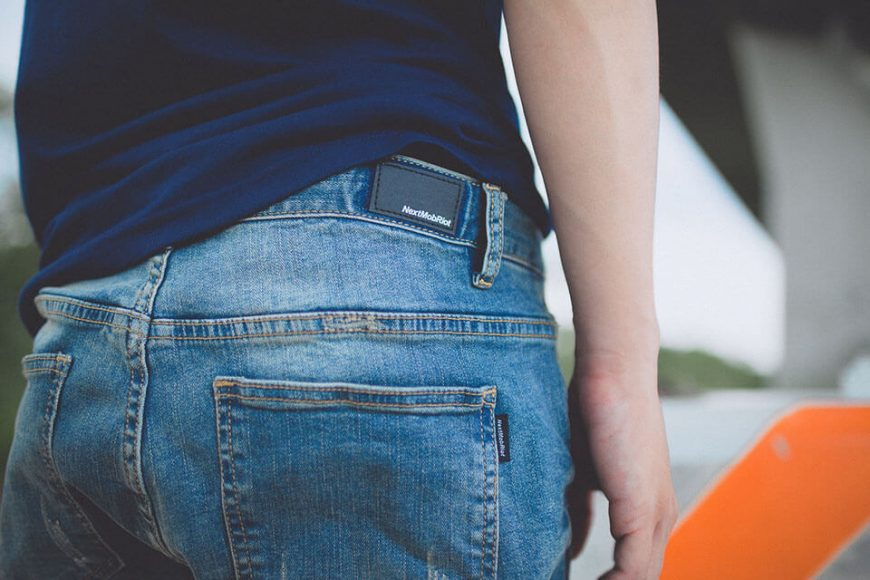 NextMobRiot 16 SS Washed Denim Jeans (3)