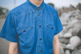 NextMobRiot 16 SS Washed Denim Shirt (3)
