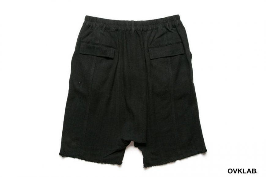 OVKLAB 16 SS Basic Harem Shorts (2)