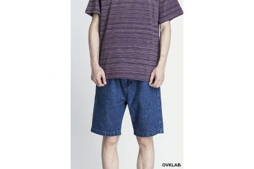 OVKLAB 16 SS Denim Shorts (1)