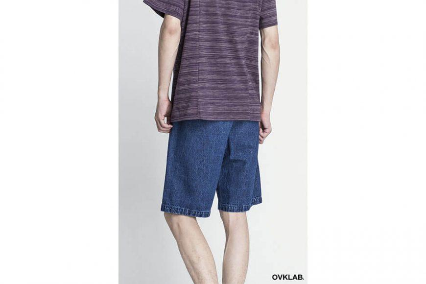 OVKLAB 16 SS Denim Shorts (2)
