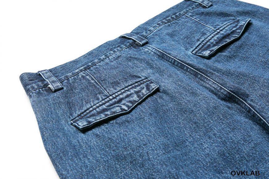 OVKLAB 16 SS Denim Shorts (7)