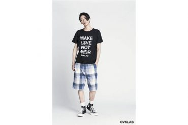 OVKLAB 16 SS Make Love Not War Tee (2)