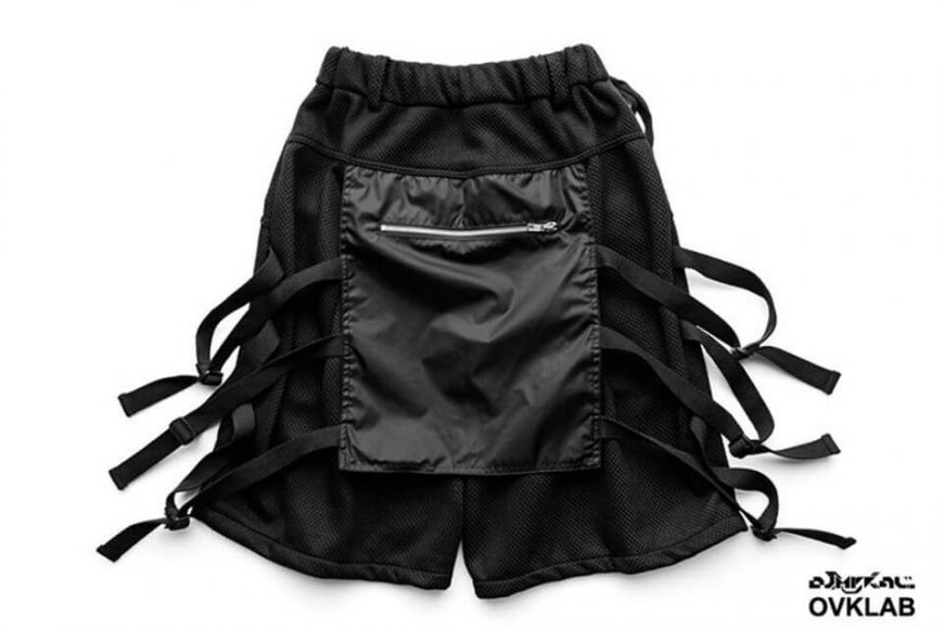 OVKLAB 16 SS Ovklab x DJ Mykal Military Pocket Shorts (2)