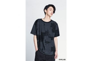 OVKLAB 16 SS Patch Pattern Tee (3)