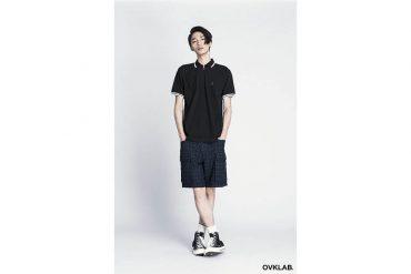 OVKLAB 16 SS Zip Polo Shirt (1)