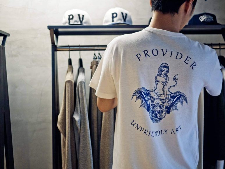 Provider 16 SS Devil With Evil Bat Tee (4)
