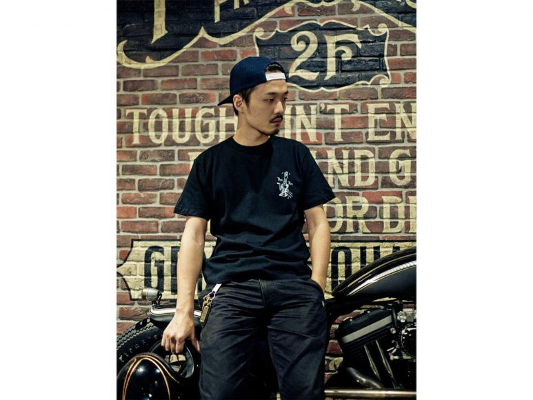 Provider 16 SS Grinder Tee (2)