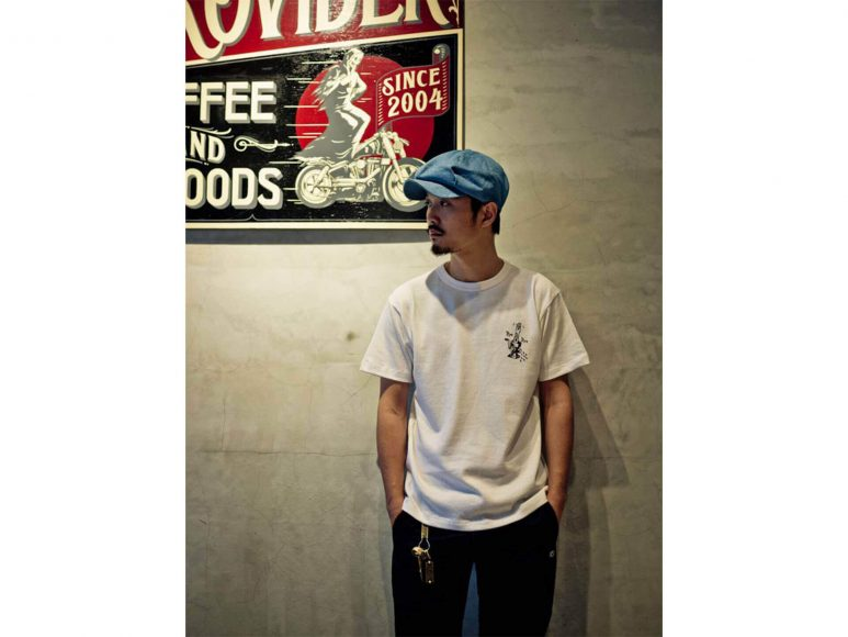 Provider 16 SS Grinder Tee (4)