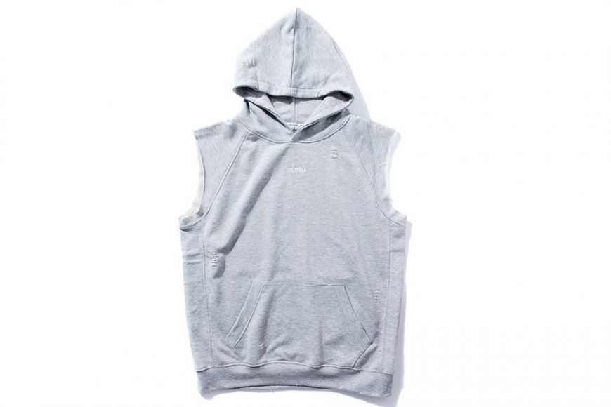 Remix 16 SS Damaged Muscle Hoody (10)