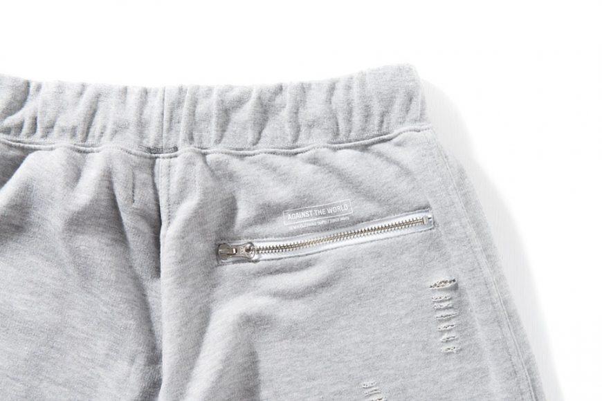Remix 16 SS Damaged Shorts (13)