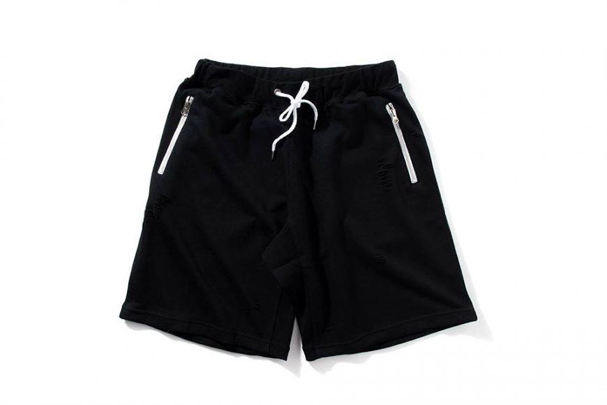 Remix 16 SS Damaged Shorts (2)