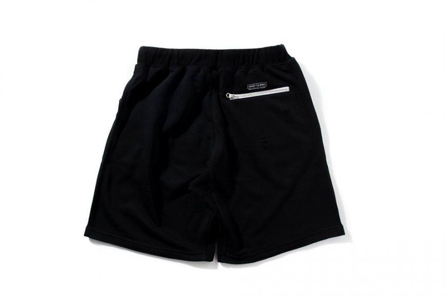 Remix 16 SS Damaged Shorts (3)