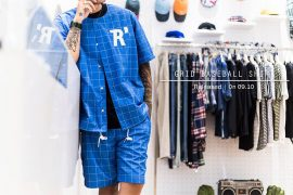 Remix 16 SS Grid Baseball Shirt (1)