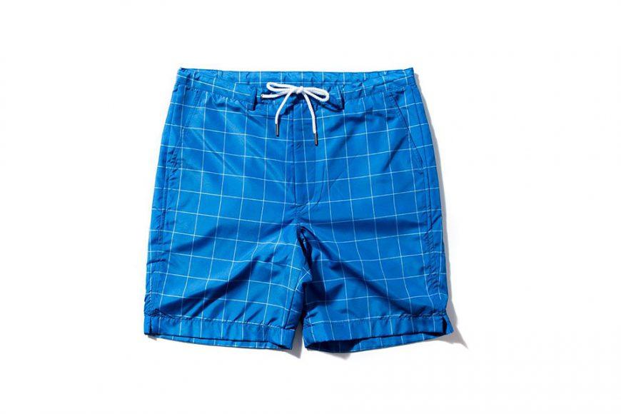 Remix 16 SS Grid Sport Shorts (15)