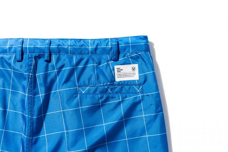 Remix 16 SS Grid Sport Shorts (18)
