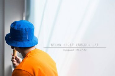 Remix 16 SS Nylon Sport Crusher Hat (1)
