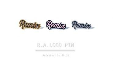 Remix 16 SS R.A.Logo Pin (1)