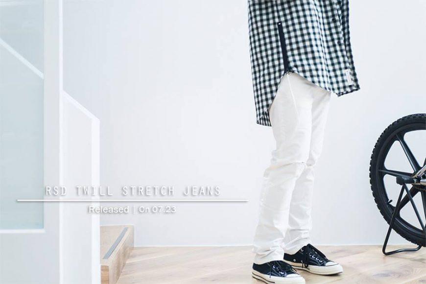 Remix 16 SS RSD Twill Stretch Jeans (1)