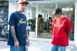 Remix 16 SS Rad Writing Tee (1)
