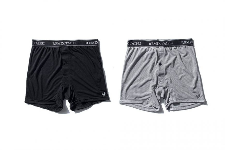 Remix 16 SS Remix Underwear Traditional Boxer (3)