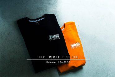 Remix 16 SS Rev Remix Logo Tee (1)