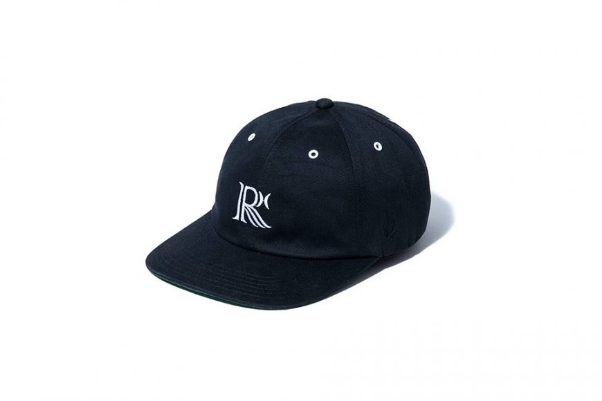 Remix 16 SS Rmx Twill 6 Panel Cap (2)