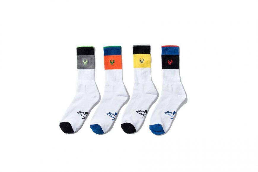 Remix 16 SS Team RMX Socks (3)