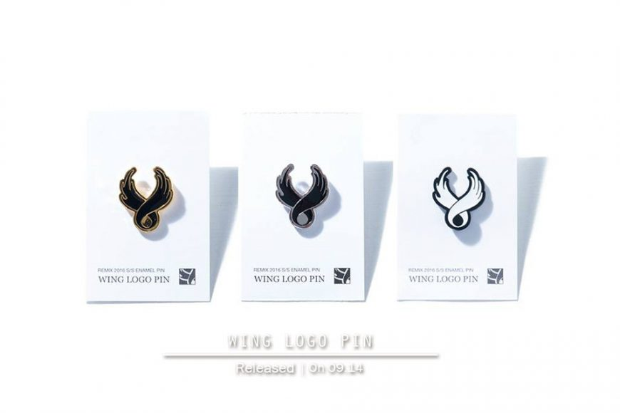 Remix 16 SS Wing Logo Pin (1)
