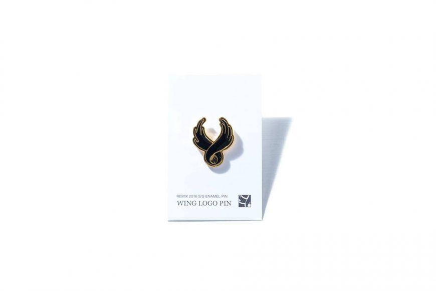 Remix 16 SS Wing Logo Pin (2)