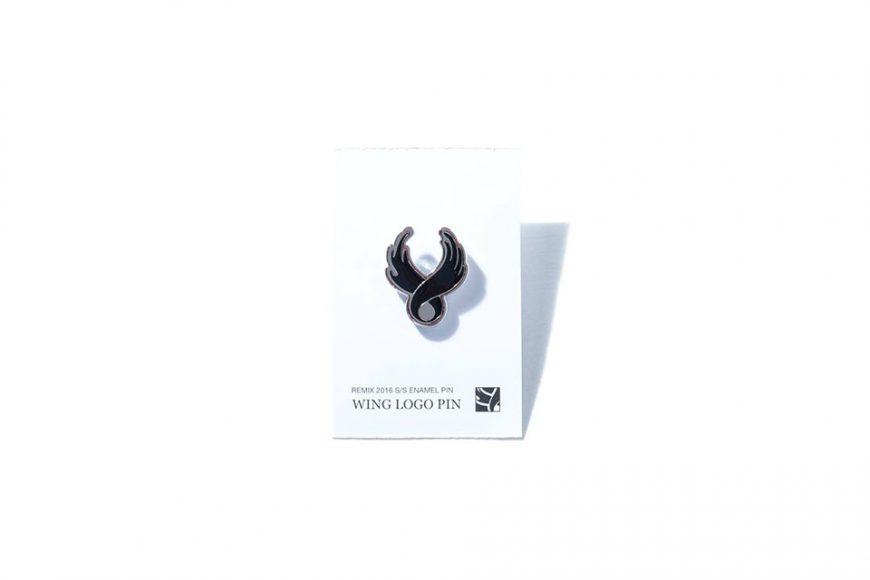 Remix 16 SS Wing Logo Pin (3)