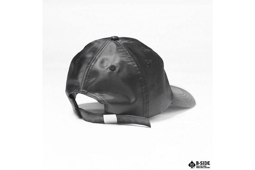 B-SIDE 17 SS BS Nylon Cap (4)