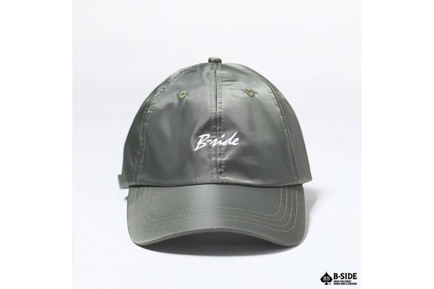 B-SIDE 17 SS BS Nylon Cap (5)