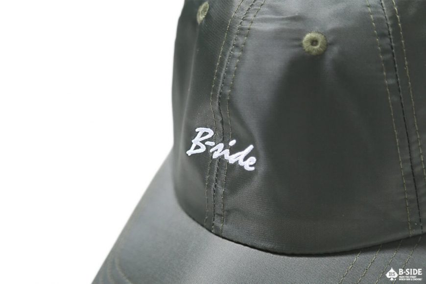 B-SIDE 17 SS BS Nylon Cap (6)