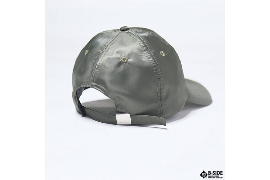 B-SIDE 17 SS BS Nylon Cap (7)