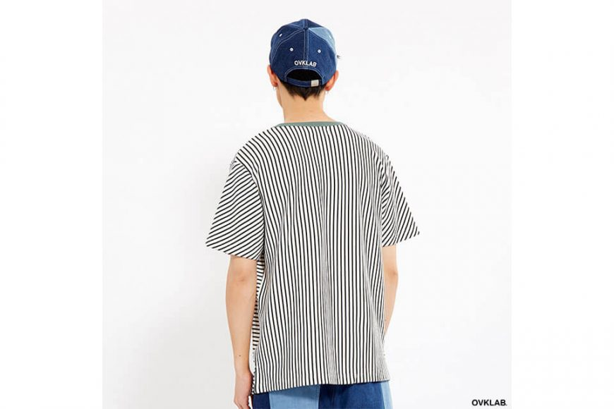 OVKLAB 17 SS Patch Work Baseball Cap (3)