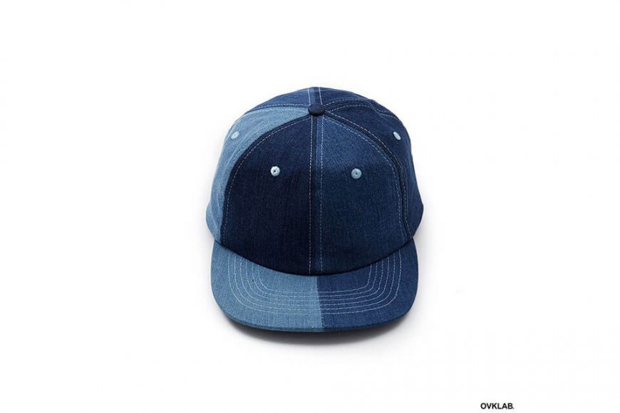 OVKLAB 17 SS Patch Work Baseball Cap (4)